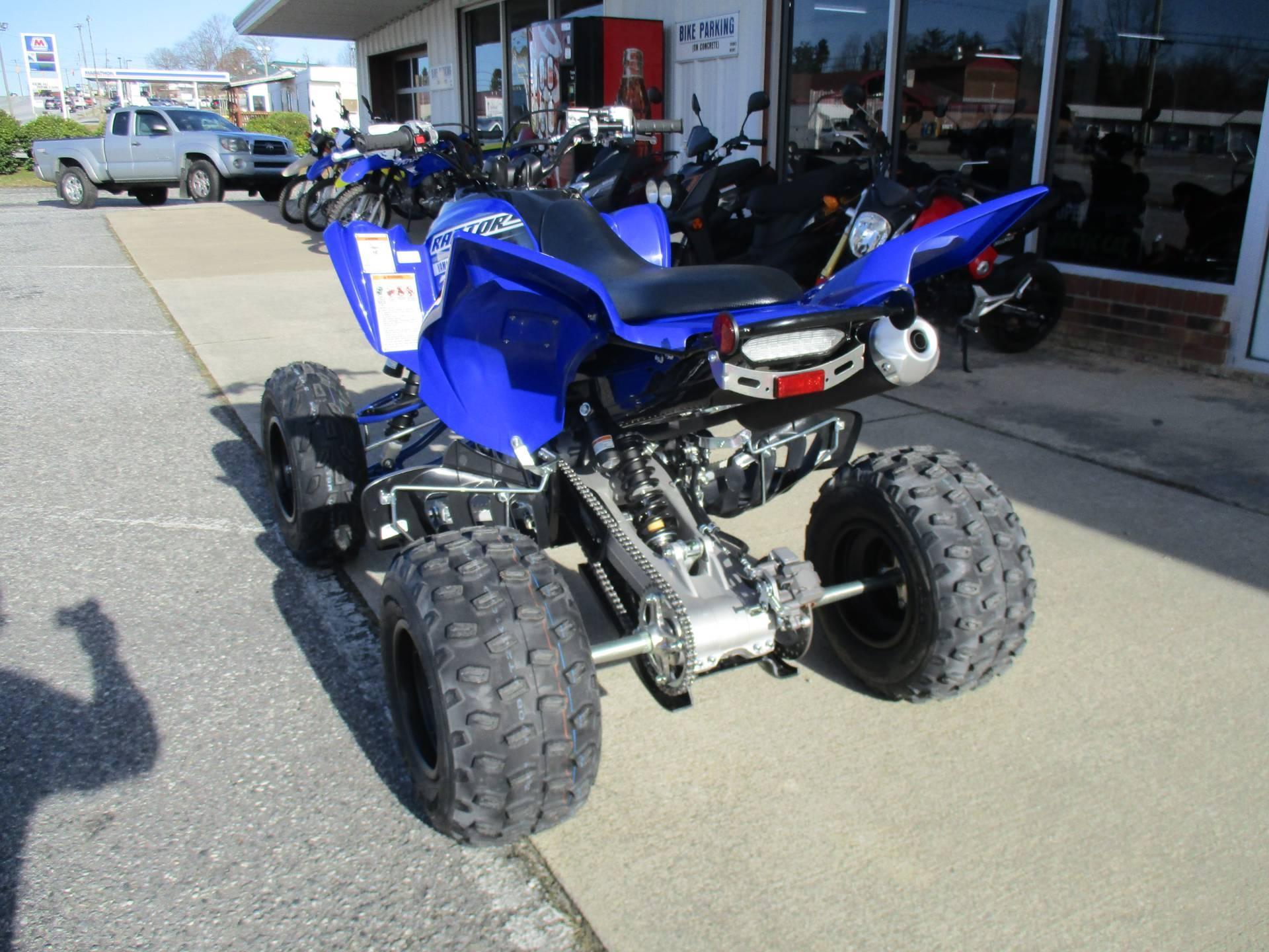 2019 Yamaha Raptor 700R 7