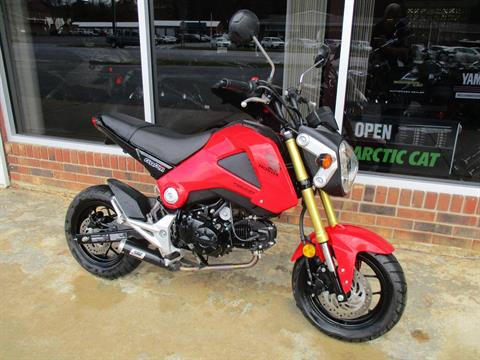 2014 Honda Grom® in Hendersonville, North Carolina