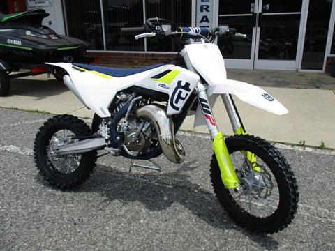 2019 Husqvarna TC 85 17/14 in Hendersonville, North Carolina