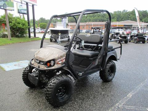 2018 Textron Off Road Prowler EV iS in Hendersonville, North Carolina