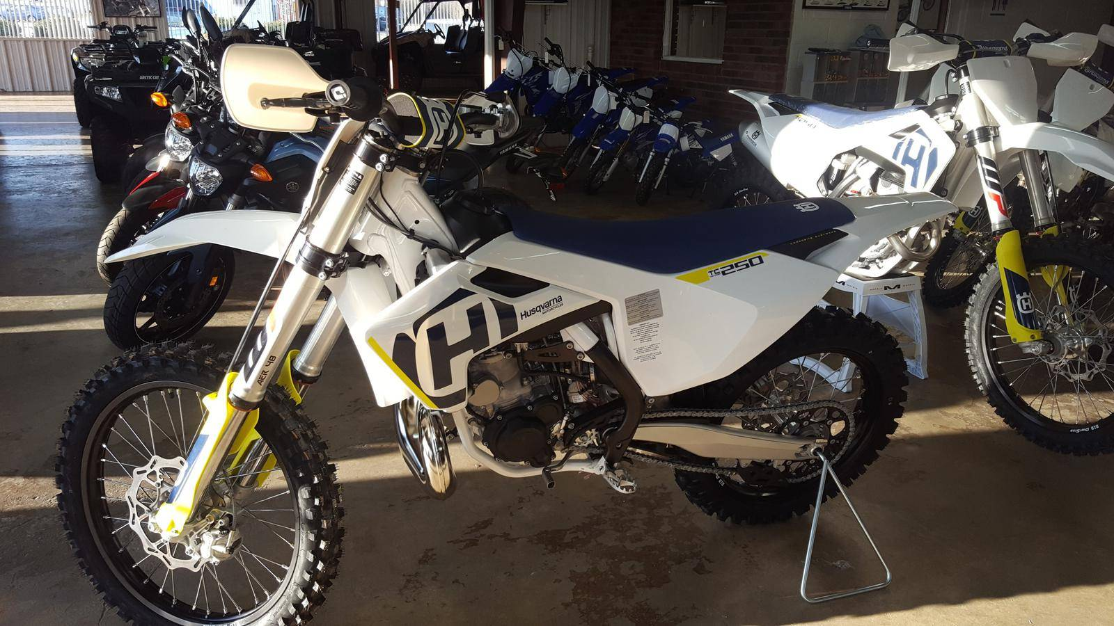 2018 Husqvarna TC 250 in Hendersonville, North Carolina