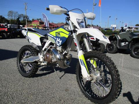 2016 Husqvarna TE 250 in Hendersonville, North Carolina