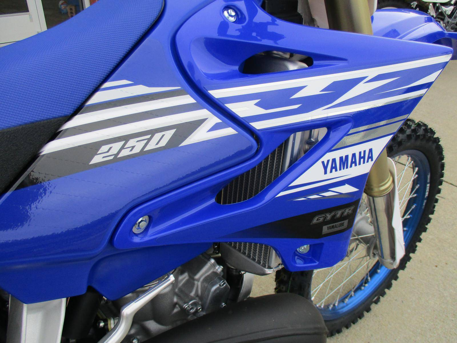 2019 Yamaha YZ250 in Hendersonville, North Carolina