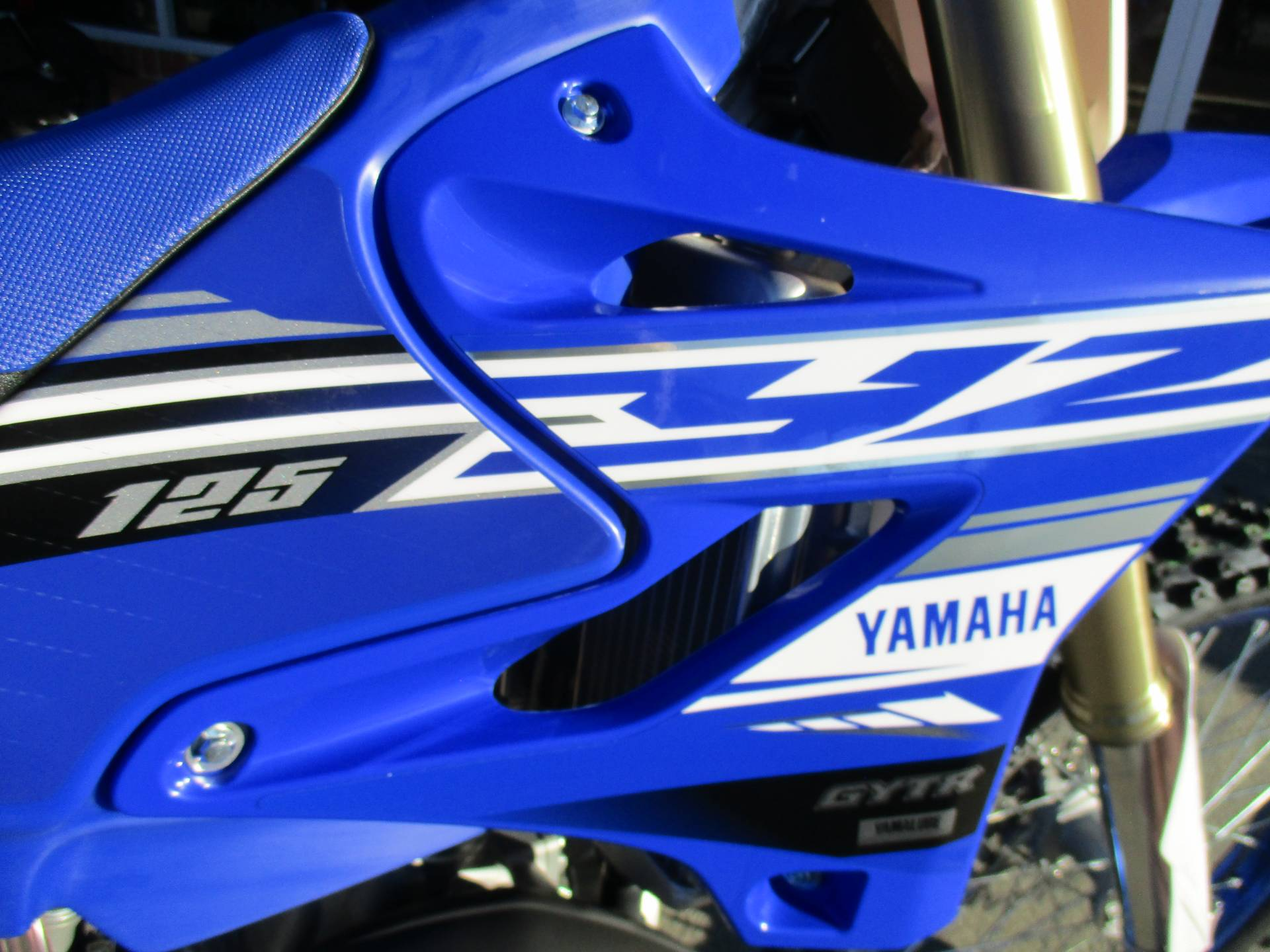 2019 Yamaha YZ125 in Hendersonville, North Carolina