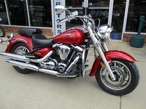 2006 Yamaha Road Star in Hendersonville, North Carolina