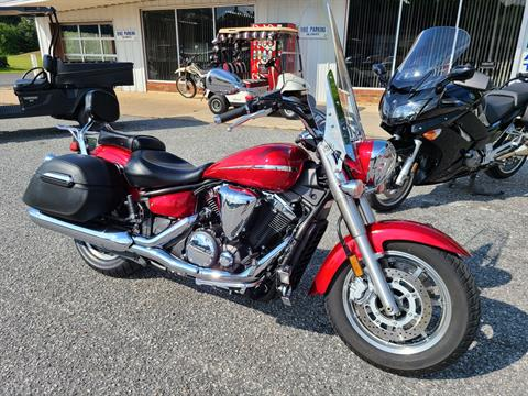 2009 Yamaha V Star 1300 Tourer in Hendersonville, North Carolina