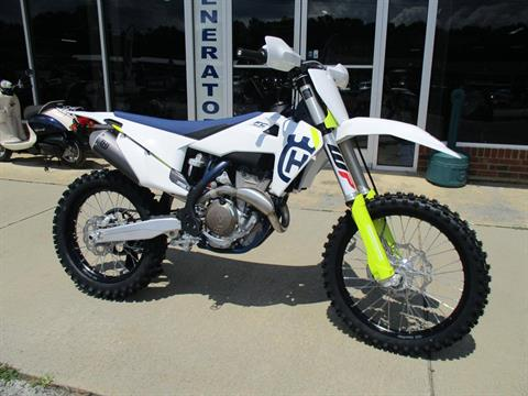 2019 Husqvarna FC 350 in Hendersonville, North Carolina
