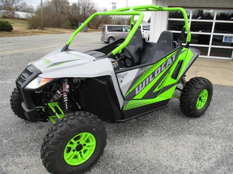 2018 Textron Off Road Wildcat Sport LTD in Hendersonville, North Carolina