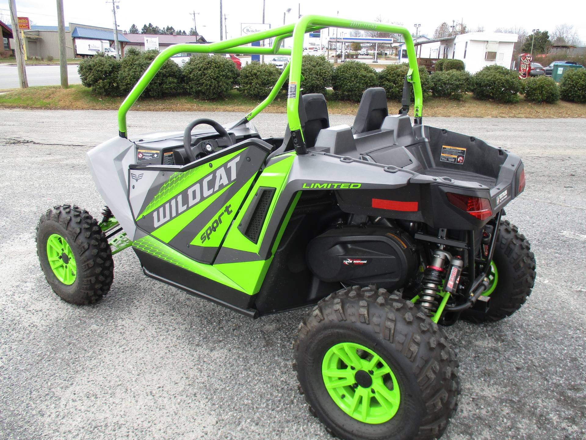 2018 Textron Off Road Wildcat Sport LTD in Hendersonville, North Carolina - Photo 4