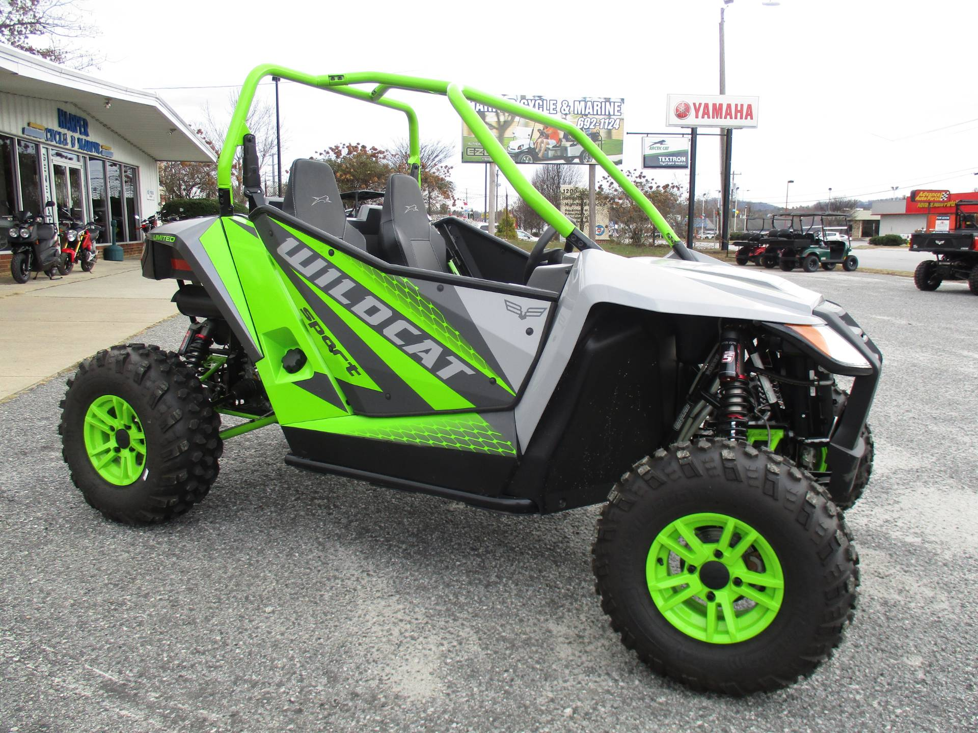 2018 Textron Off Road Wildcat Sport LTD in Hendersonville, North Carolina - Photo 7
