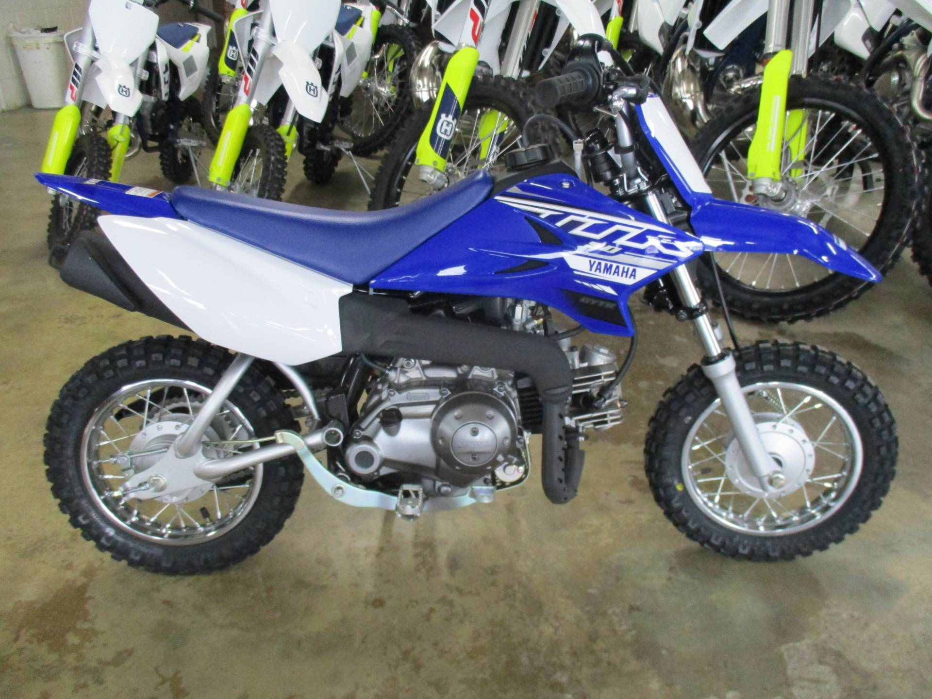 New 2019 Yamaha TT-R50E | Motorcycles in Hendersonville NC