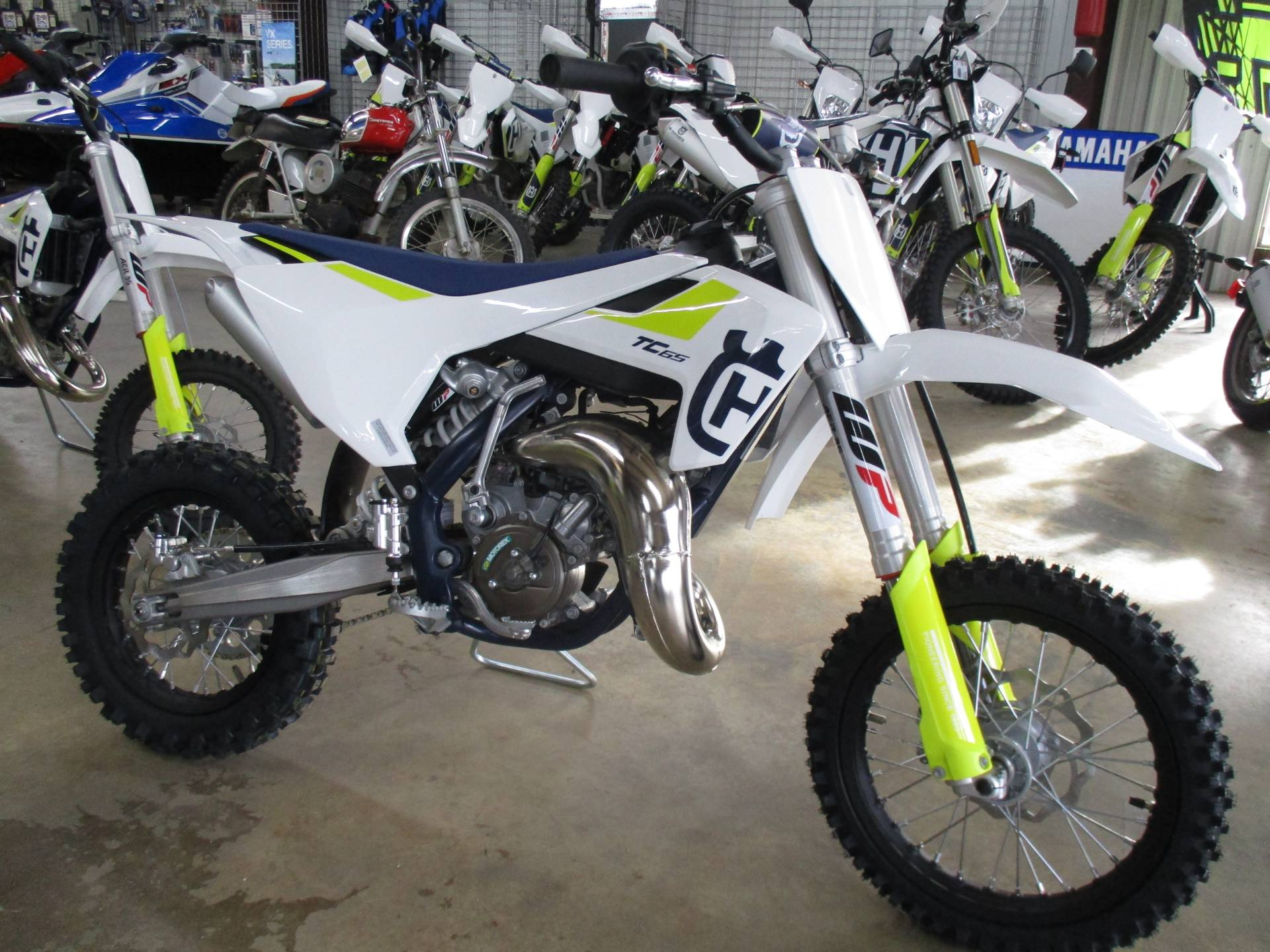2019 Husqvarna TC 65 in Hendersonville, North Carolina - Photo 1