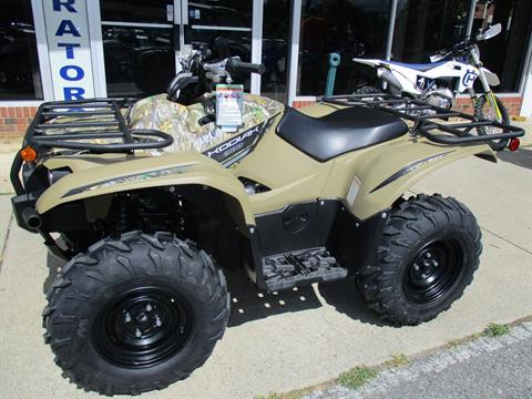 2019 Yamaha Kodiak 700 in Hendersonville, North Carolina