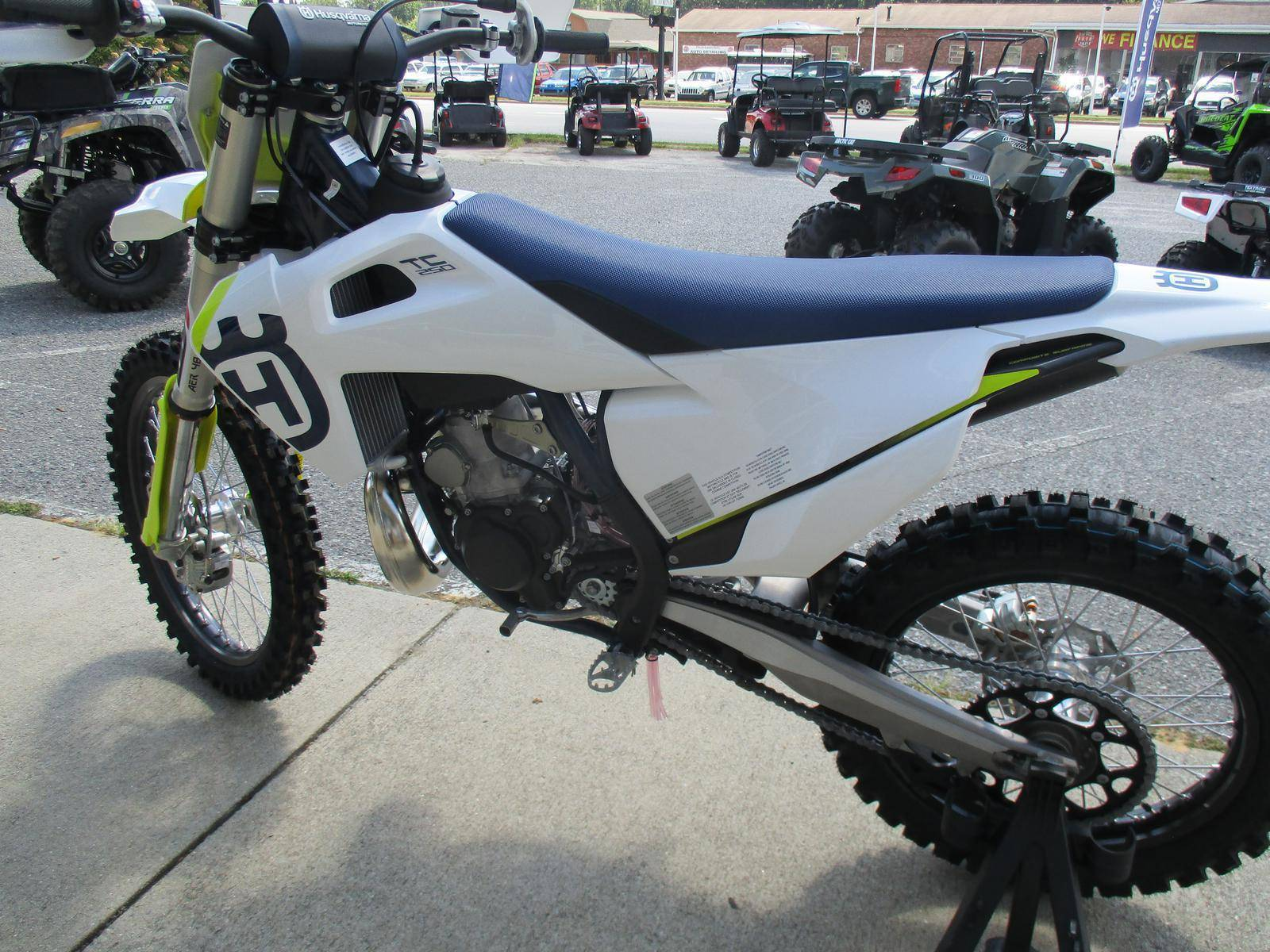 2019 Husqvarna TC 250 in Hendersonville, North Carolina - Photo 5