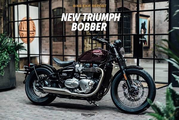 2018 Triumph Bonneville Bobber Motorcycles Philadelphia Pennsylvania ...