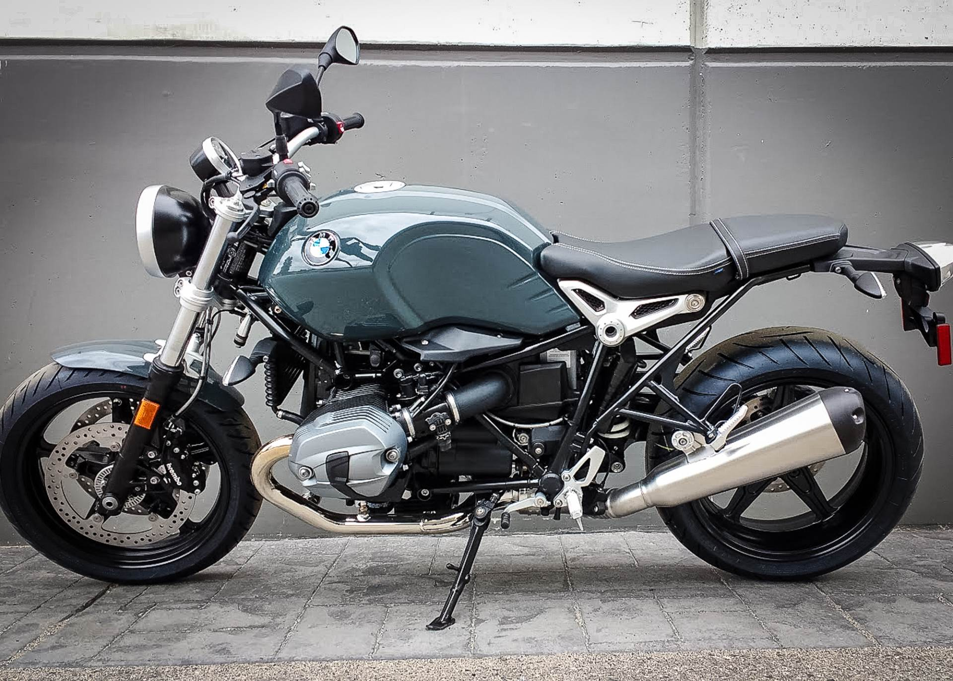 2019 BMW R NINE T PURE in Philadelphia, Pennsylvania