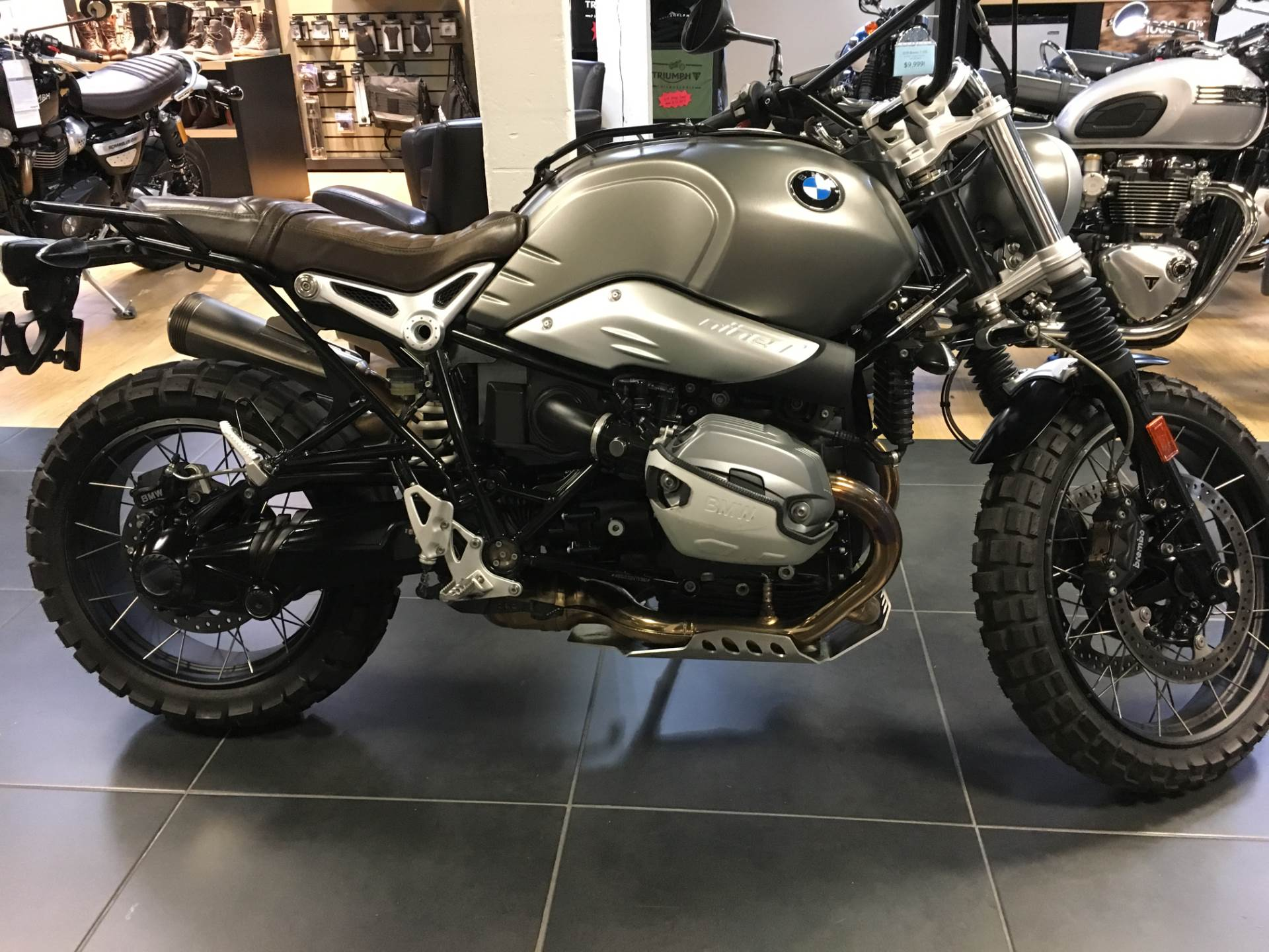 2017 BMW R nine T Scrambler in Philadelphia, Pennsylvania - Photo 1