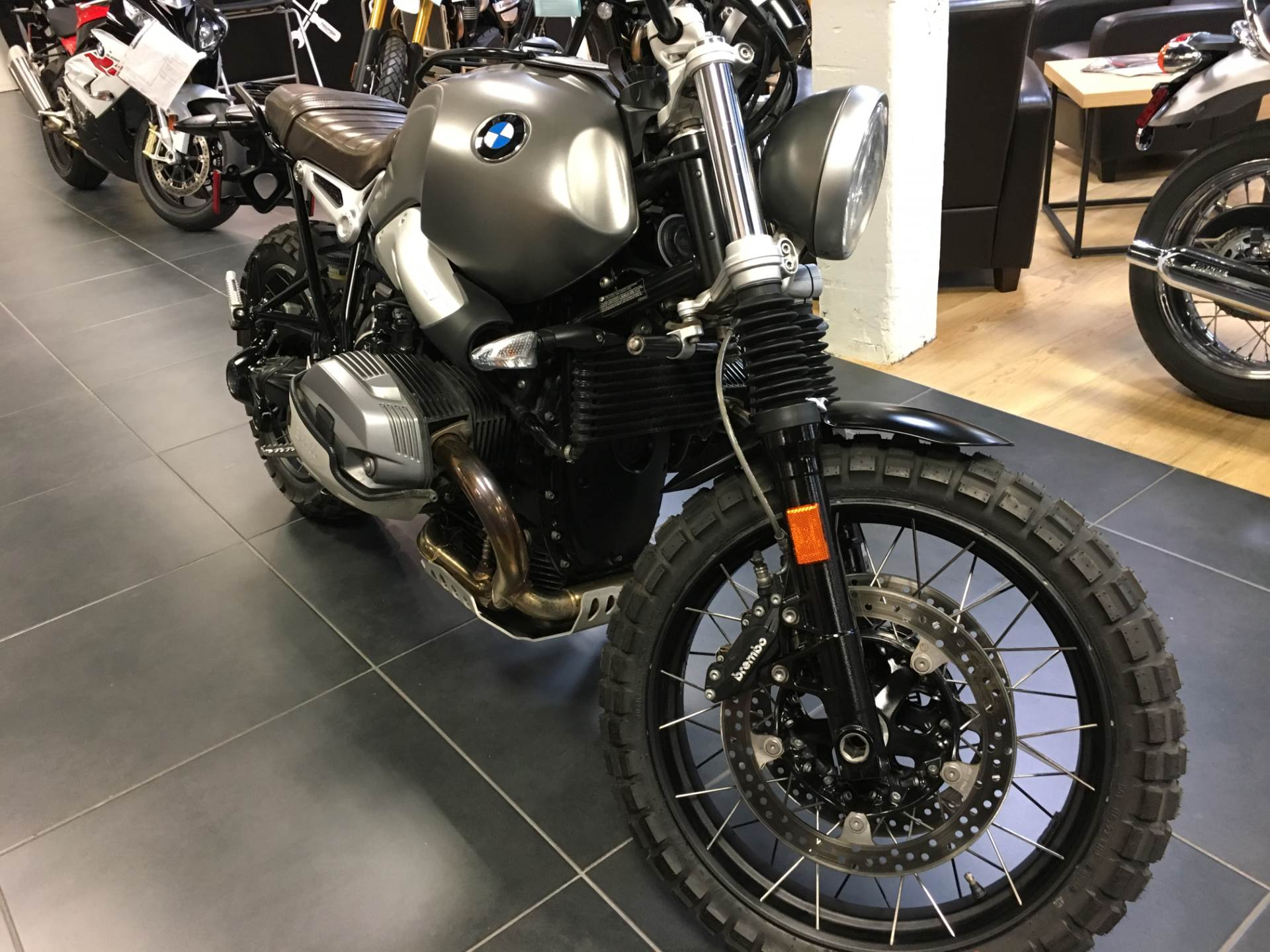 2017 BMW R nine T Scrambler in Philadelphia, Pennsylvania - Photo 2