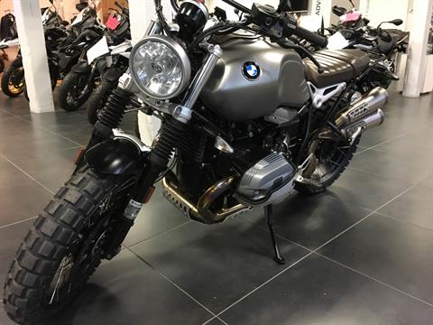 2017 BMW R nine T Scrambler in Philadelphia, Pennsylvania - Photo 3