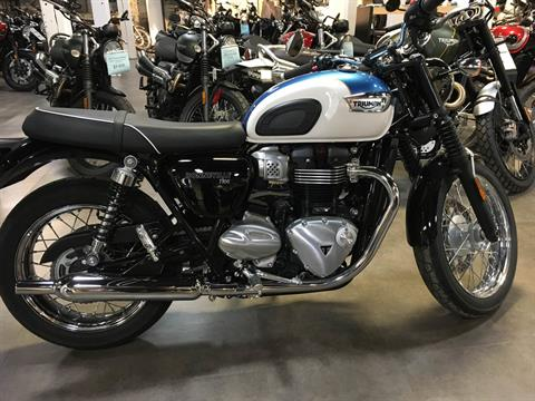 2019 Triumph Bonneville T100 in Philadelphia, Pennsylvania