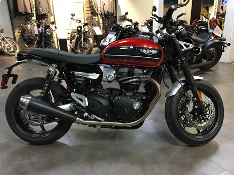 2019 Triumph Bonneville Speed Twin in Philadelphia, Pennsylvania