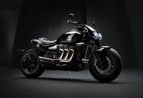 2020 Triumph TFC Rocket III in Philadelphia, Pennsylvania
