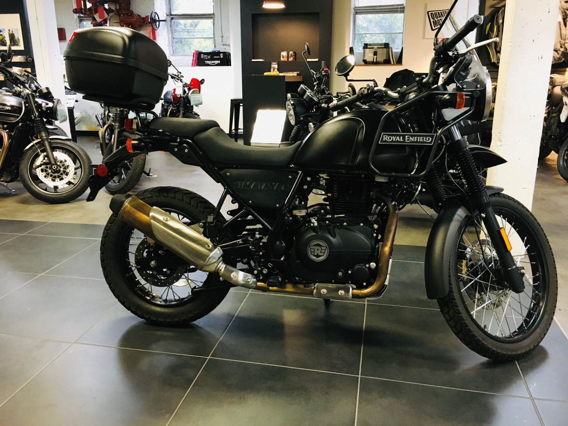 2018 Royal Enfield Himalayan 411 EFI in Philadelphia, Pennsylvania - Photo 1
