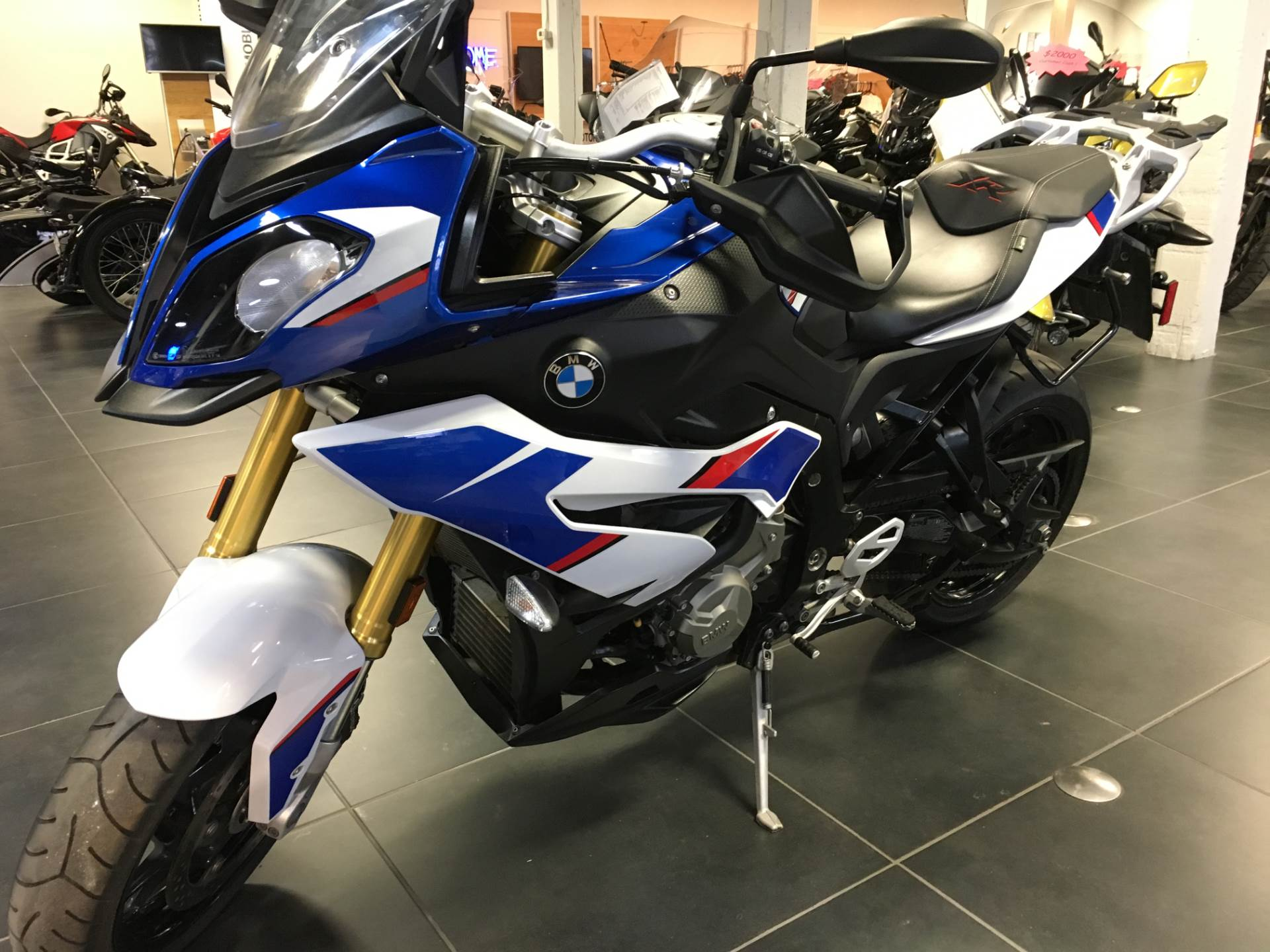 2018 BMW S 1000 XR in Philadelphia, Pennsylvania