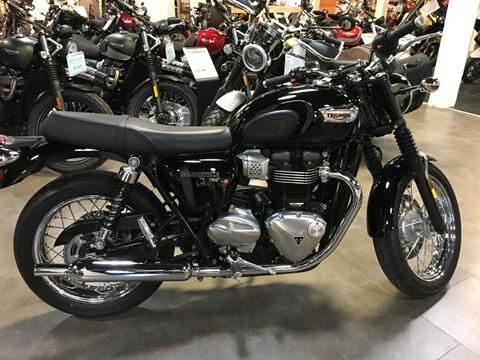 2017 Triumph Bonneville T100 in Philadelphia, Pennsylvania