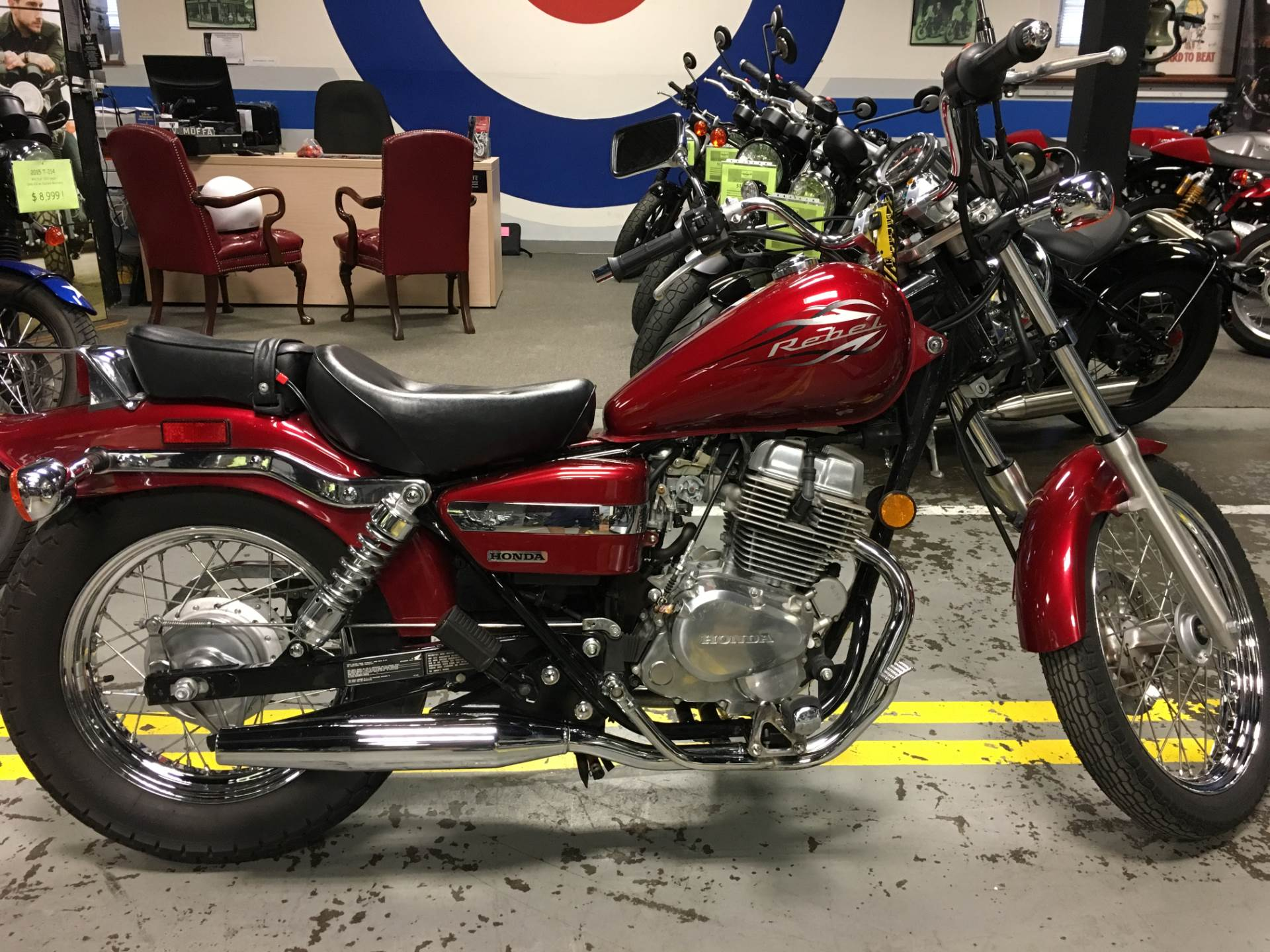 2012 honda rebel motorcycles philadelphia pennsylvania for Honda dealership philadelphia pa