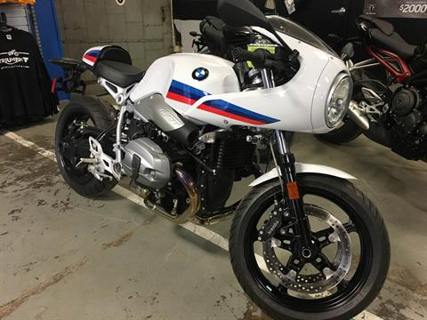 2017 BMW R nineT Racer in Philadelphia, Pennsylvania