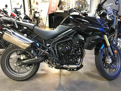 2012 Triumph Tiger 800 ABS in Philadelphia, Pennsylvania