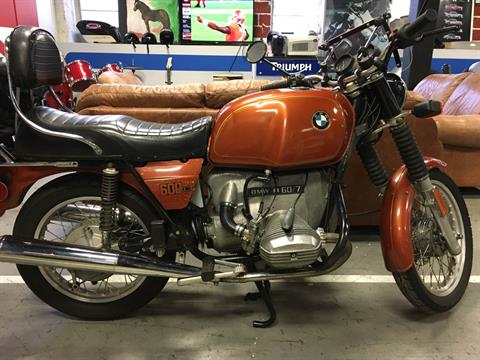 1977 BMW R60/7 in Philadelphia, Pennsylvania
