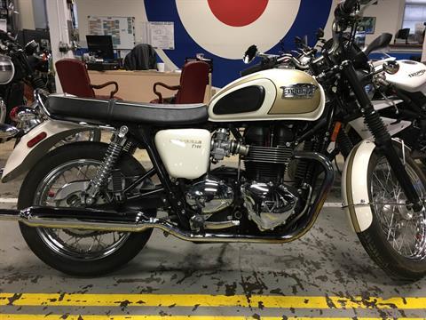 2014 Triumph Bonneville T100 Motorcycles Philadelphia Pennsylvania N/A