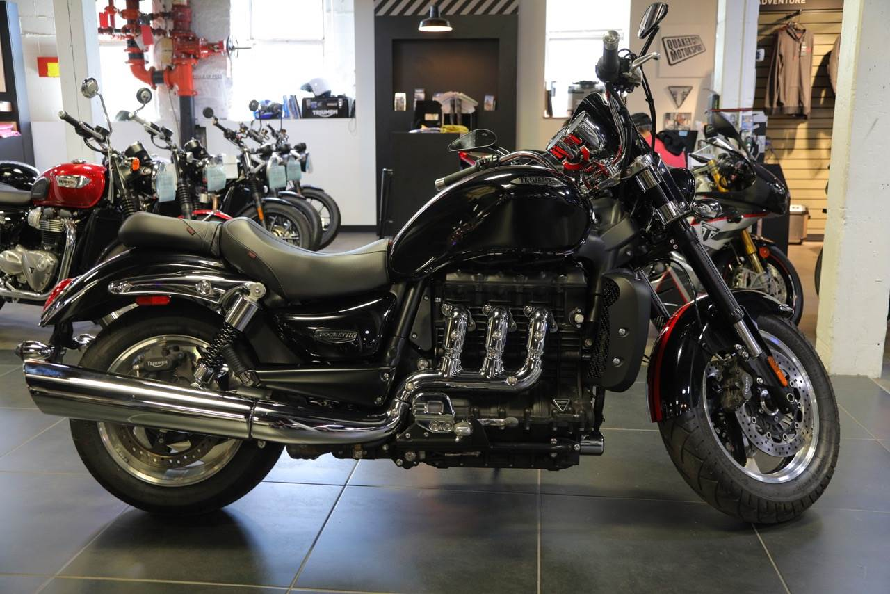 2016 Triumph Rocket III Roadster ABS in Philadelphia, Pennsylvania - Photo 1