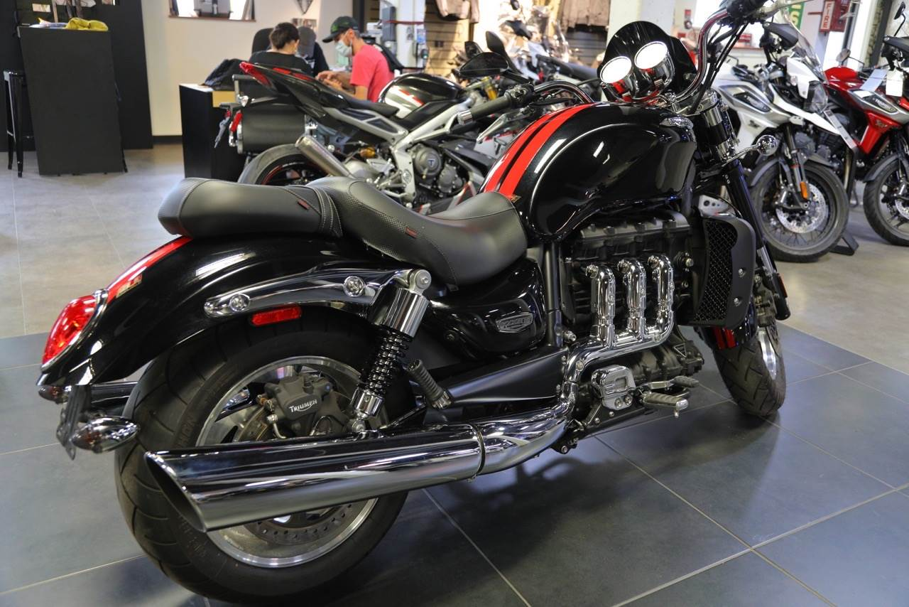 2016 Triumph Rocket III Roadster ABS in Philadelphia, Pennsylvania - Photo 3