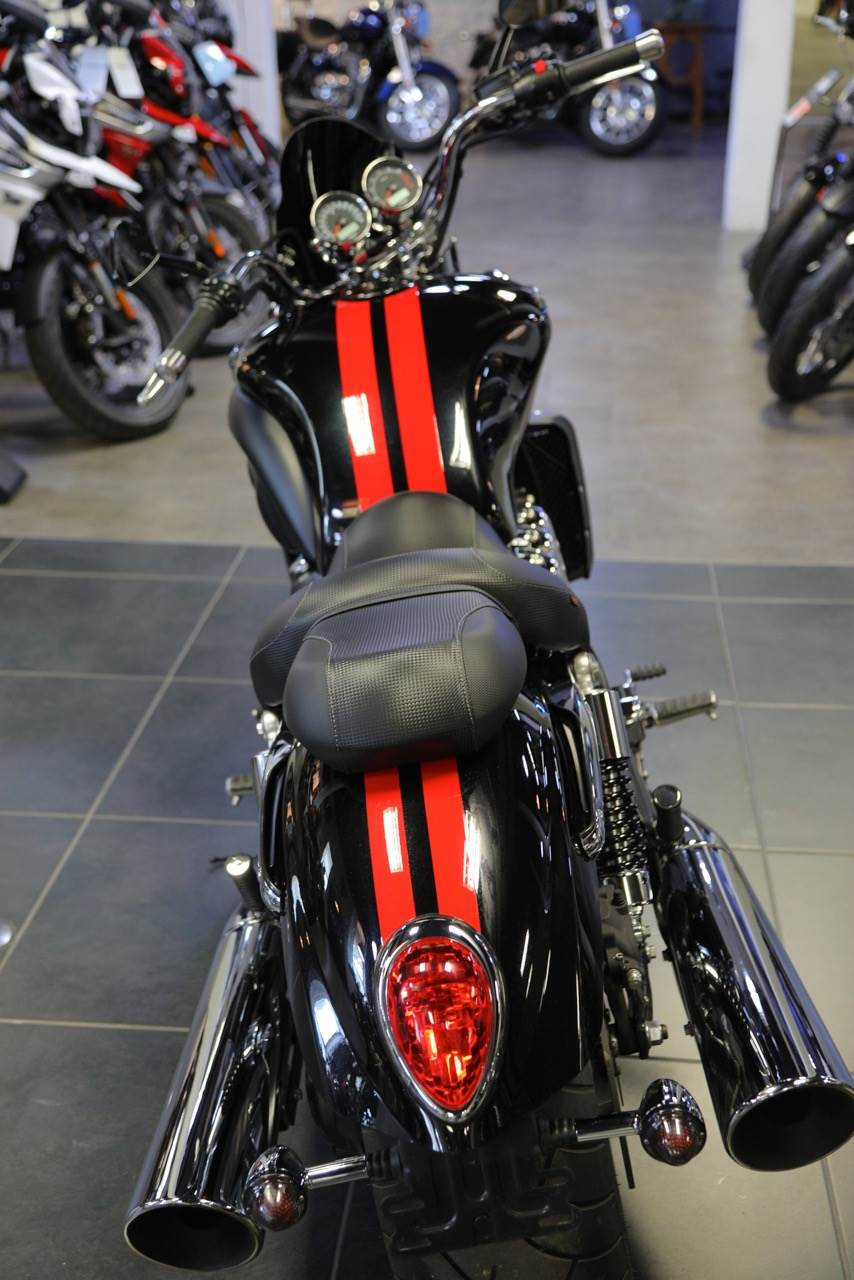 2016 Triumph Rocket III Roadster ABS in Philadelphia, Pennsylvania - Photo 4
