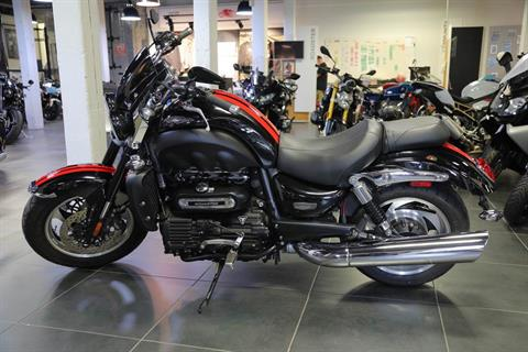 2016 Triumph Rocket III Roadster ABS in Philadelphia, Pennsylvania - Photo 5