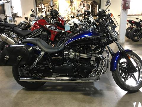 2013 Triumph Speedmaster in Philadelphia, Pennsylvania