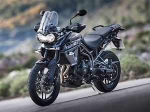 2017 Triumph Tiger Explorer XRX in Philadelphia, Pennsylvania