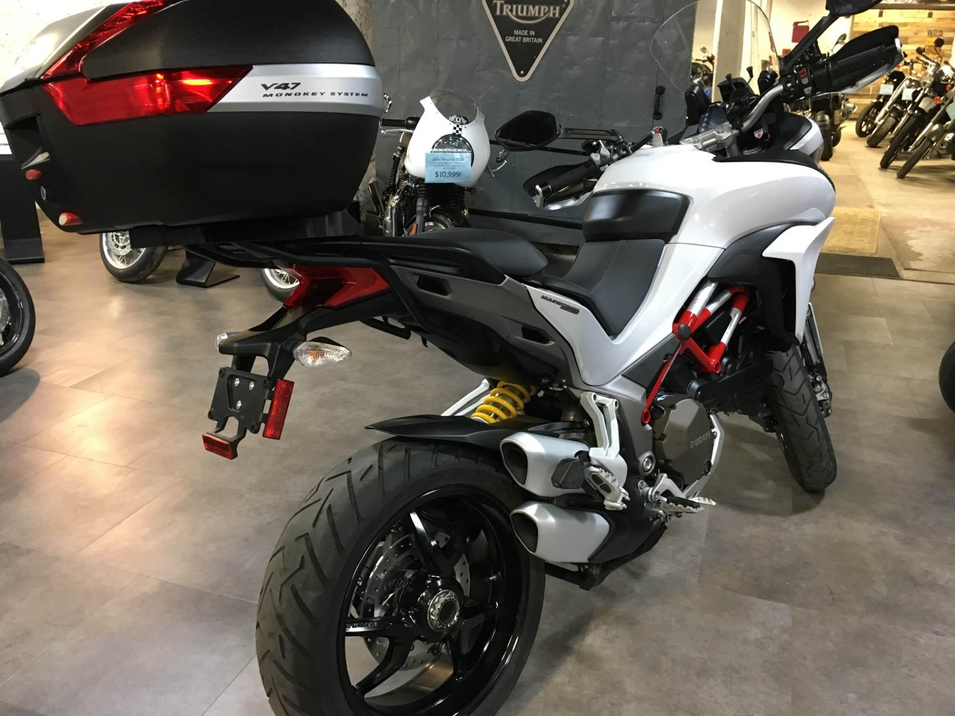 2015 Ducati Multistrada 1200 S in Philadelphia, Pennsylvania
