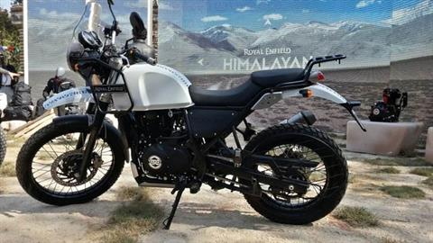 2018 Royal Enfield Himalayan 411 EFI in Philadelphia, Pennsylvania