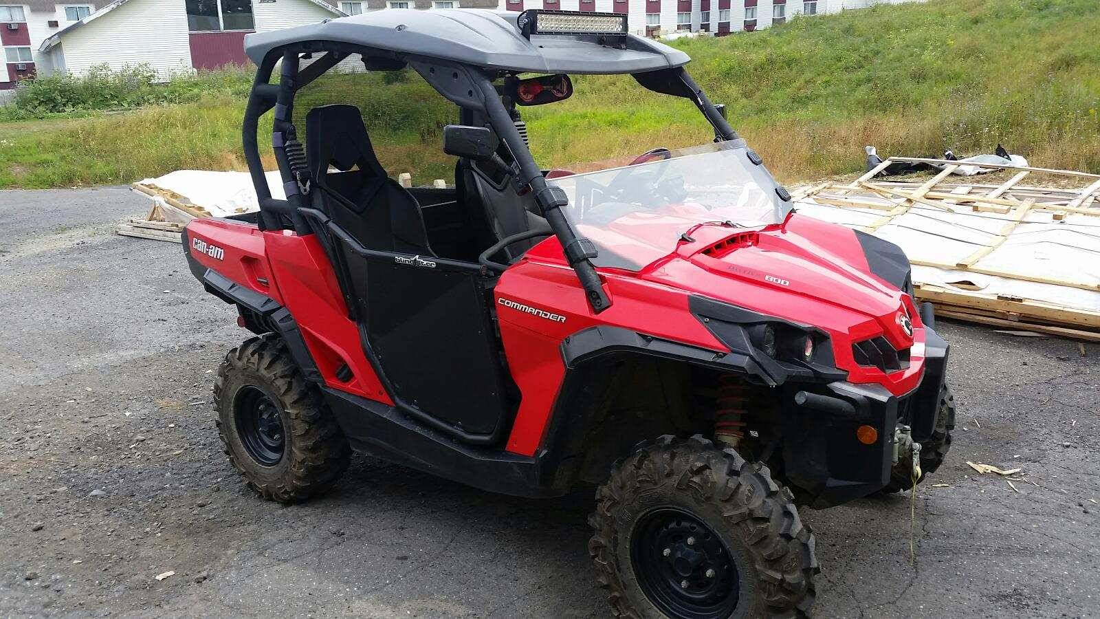 2013 Can-Am Commander™ 800R in Presque Isle, Maine