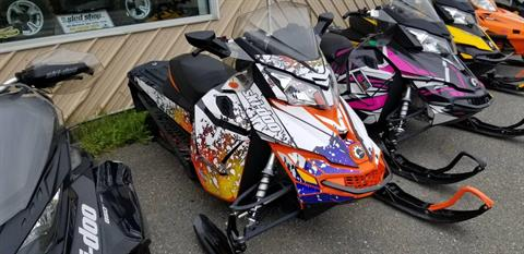 2016 Ski-Doo Renegade Adrenaline 1200 4-TEC ES in Presque Isle, Maine