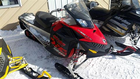 2011 Ski-Doo Renegade® Adrenaline E-TEC 800R in Presque Isle, Maine