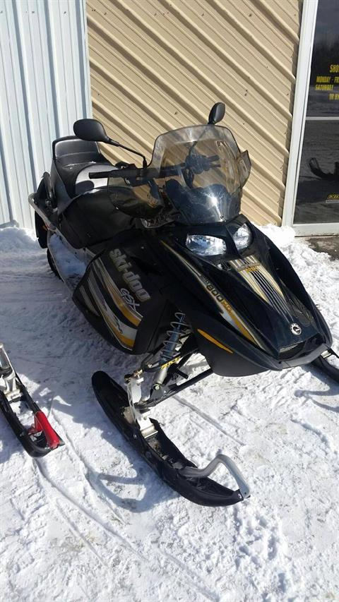 2006 Ski-Doo GSX Limited 800 H.O. Power T.E.K. in Presque Isle, Maine