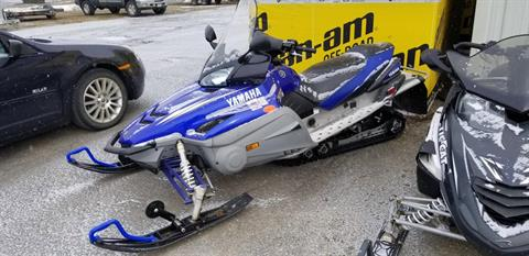 2007 Yamaha RS Rage in Presque Isle, Maine - Photo 1