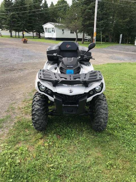 2017 Can-Am Outlander DPS 1000R in Presque Isle, Maine