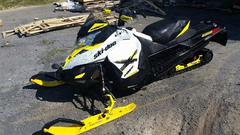 2016 Ski-Doo MX Z X 600 H.O. E-TEC E.S., Ice Ripper XT in Presque Isle, Maine