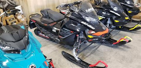 2017 Ski-Doo MXZ X 850 E-TEC Ice Ripper XT in Presque Isle, Maine